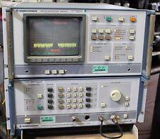 Rohde Amp Schwarz Fsac 100hz To 18ghz Spectrum Analyzer With Display 804861052