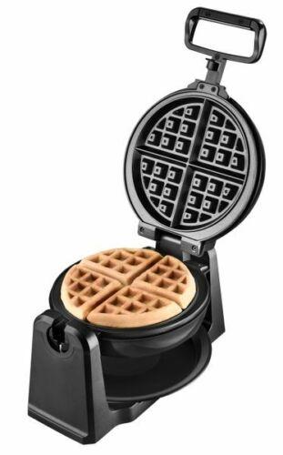Girevole Svolta Macchina per Waffle Wafflemaker Rame Termostato Nuovo Conf 49197