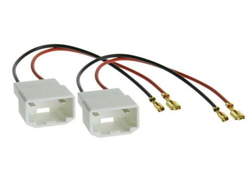 3 porte à partir de 8//08 ALPINE boxe 16cm coaxial 240 watt pour Ford Fiesta ja8