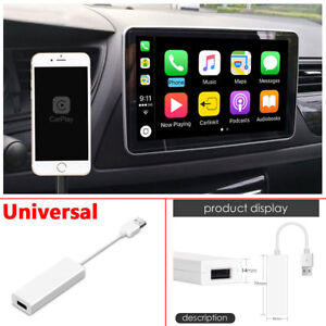 1pcs Apple Ios Carplay Usb Dongle Cable For Android Car Navigation