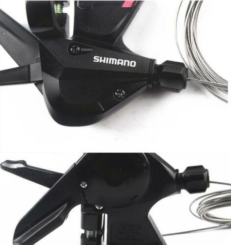 1 Pair Shimano Acera SL-M310 Rapidfire Shift Lever 3x8 Speed Shifter Set Trigger