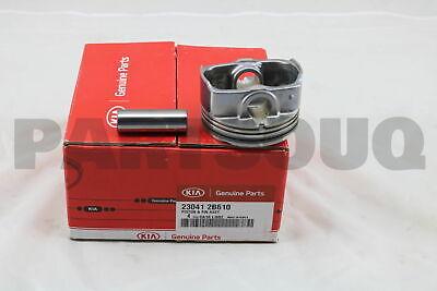230412B900 Genuine Hyundai KIA PISTON /& PIN ASSY