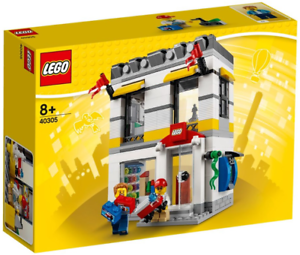 Lego 40305 Lego Brand Store. Hard to find   Brand new & sealed box