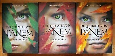 Die Tribute von Panem 1-3 Tödliche Spiele, Gefährliche ...