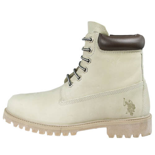 Damen Herren Schuhe Stiefel Boots Farbe Wählbar U.S Polo Assn