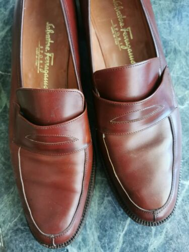 Salvatore Ferragamo Ladies Penny Loafers