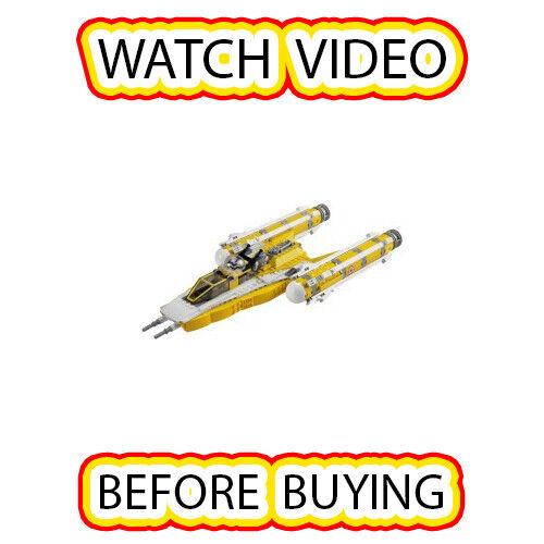 Lego Lego Lego Anakin's Y-wing Starfighter Set [itm6] 8037 Star Wars   Star Wars Clone War e861c6