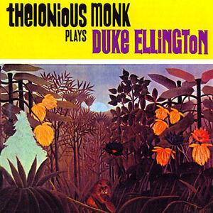 Thelonious-Monk-PLAYS-DUKE-ELLINGTON-Vinyl-LP-NEW-sealed