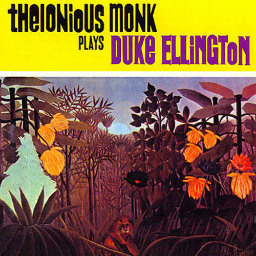 Thelonious Monk PLAYS DUKE ELLINGTON Vinyl LP NEW sealed