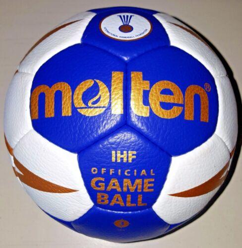 Molten Elite Handball H3X5001-BW IHF Approved