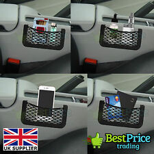 Car Van Storage Pocket Mobile Ecig Cigarette Wallet Holder Net Organiser Pouch