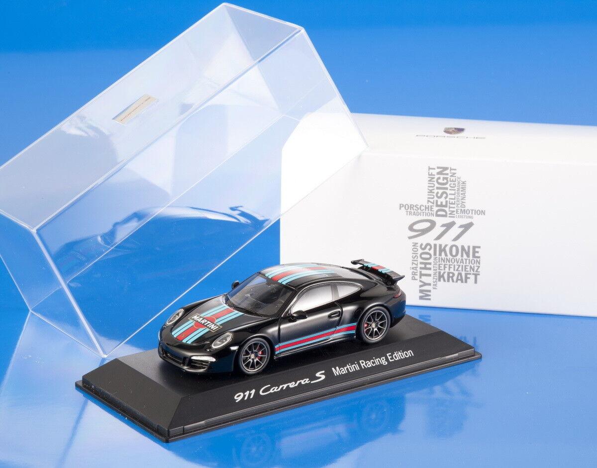 PORSCHE Drivers Selection, 911 Martini Porsche 1 43, 2014, WAP 0202310G, NEU    Billig ideal