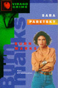 Burn-Marks-Sara-Paretsky-Used-Good-Book