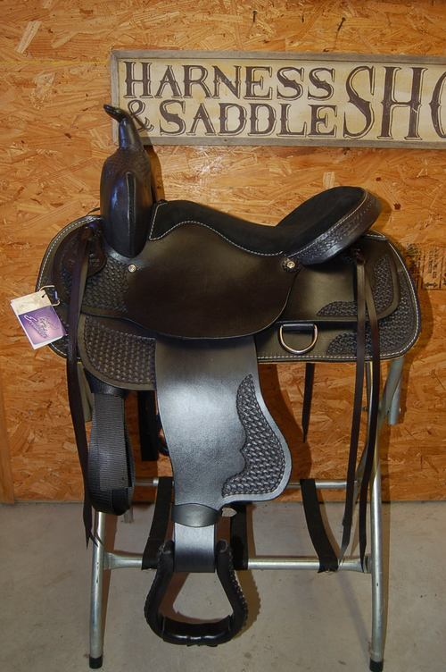 GW CRATE 16  WALKING HORSE SADDLE AMERICAN  MADE FREE SHIP LIFETIME WARRANTY  fast delivery