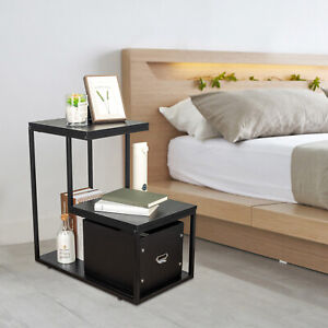 outlet clearance store Sofa Side Table Bed Side End Table ...