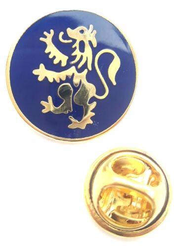 Scotland Lion Rampant Enamel Lapel Pin Badge T206
