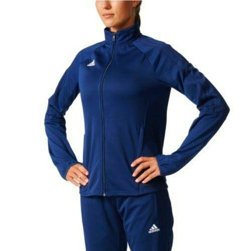Supply Nwt Adidas Womens Climalite Tiro 17 Full Zip Training Jacket Size M Bq8243 Great Varieties