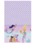 Barbie Mermaid Plastic Table Cover Girl birthday Party Supplies ~ Décoration