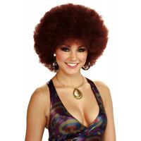 Disco Doll Afro Wig Costume Accessory Adult Halloween on sale