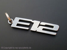 BMW E12 Schlüsselanhänger 518 520 520i 525 528 528i M3.0 M3.3 M3.5i M535i B7 B7S