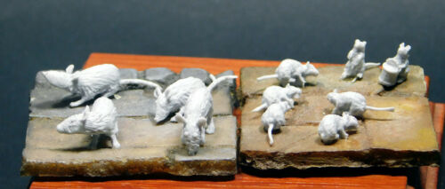 MMA Miniatures acc052 mice and rats 54 MM