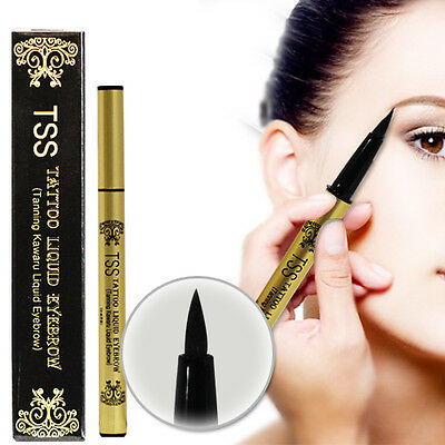Tss 7 Days Tatoo Liquid Semi-permanent Eyebrow Tanning Waterproof  3ml