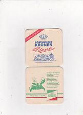 alter Bierdeckel Dortmunder  Kronen Classic