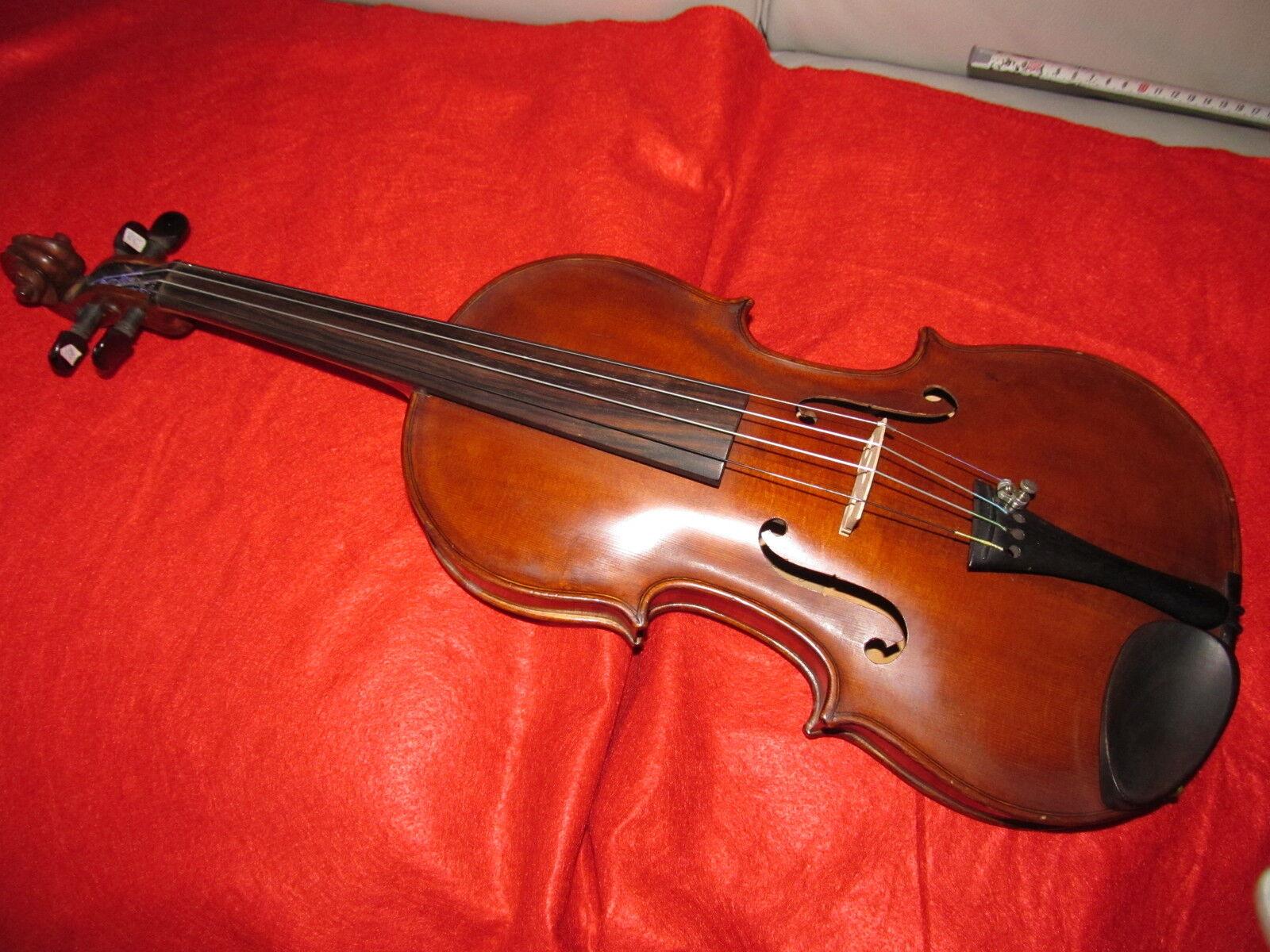 Violine CARL  NÜRNBERGER  1920