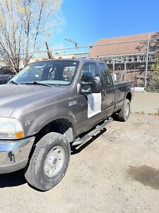 2002 Ford F 250 4X4