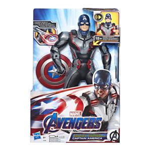 Avengers - Héroe Figura Electrónica Capitán América (Hasbro E3358EW0)