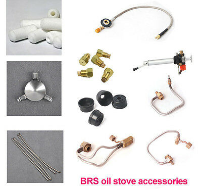 Universal Accessories for Outdoor BRS Camp Equipment Cooking Burner Oil Stove