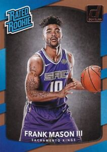 Frank-Mason-III-Rookie-2017-18-Panini-Donruss-Basketball-Trading-Card-167