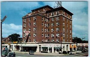 WAYCROSS-Georgia-GA-Roadside-THE-HOTEL-WARE-1968-Postcard