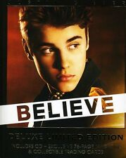 Justin Bieber - Believe (Zinepack) [New CD] Canada - Import