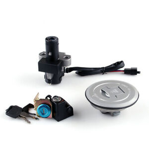 Ignition-Switch-Lock-amp-Fuel-Gas-Cap-Key-Set-For-Honda-VTR250-VTR1000-VTR1000-FW-F