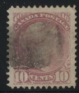 MOTON114-40-Small-Queen-Canada-used-well-centered