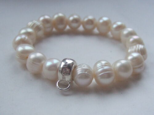 New genuine Thomas Sabo pearl carrier bracelet size Small RRP £34