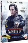 Patriots Day DVD 2017 Mark Wahlberg Region 2 & Hg01