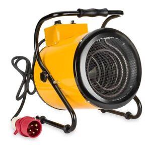 9kW-400V-Electric-Industrial-Space-Heater-Workshop-Warmer-4500W-9000W