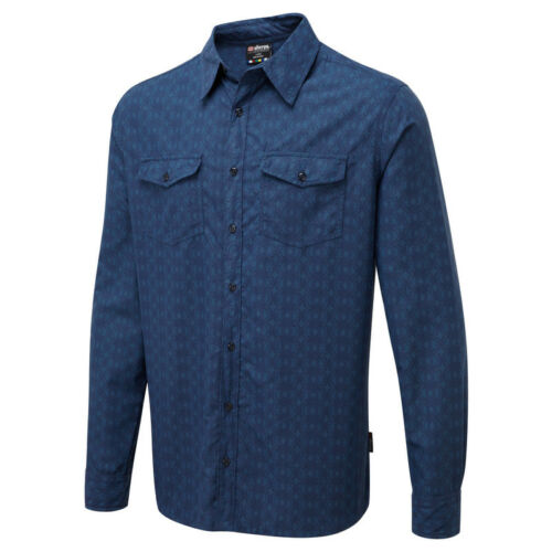 Sherpa Chemise Surya shirt manches longues Men Rathee Différentes Tailles Neuf