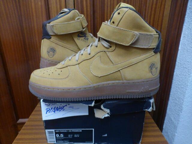 Nike Air Force 1 High Premium Herren Sneakers 318431 771