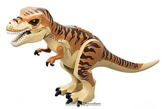 Lego Jurassic World Dinosaur T. REX from set 75933, New