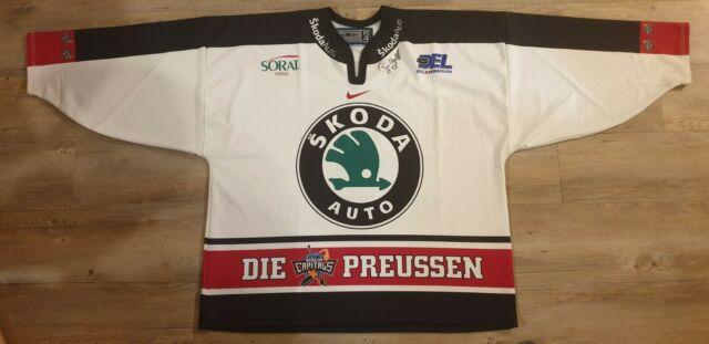 Berlin Capitals Die Preussen Eishockey Trikot selten