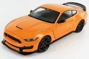 AUTOART FORD USA | MUSTANG SHELBY GT350R COUPE 2017 | ORANGE FURY