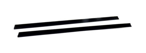 2x moldura barra de barra de protección para türscheibe mercedes w123 w126 a1267250365