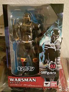 Figuarts Warsman De Kinnikuman (notre vendeur)