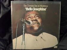Fats Domino - Live At Montreux / Hello Josephine