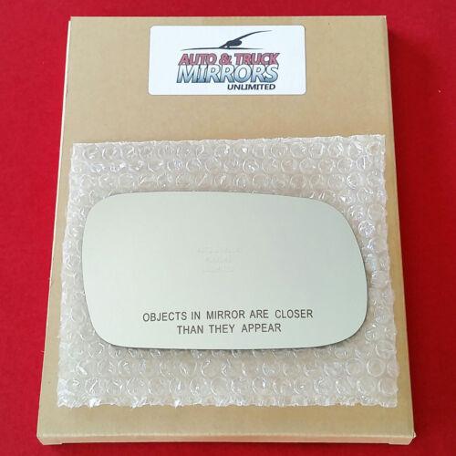 ADHESIVE 00-04 SUBARU LEGACY BRIGHTON Passenger Right Side RH NEW Mirror Glass