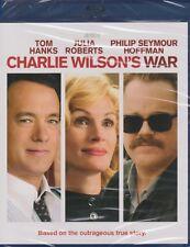Charlie Wilson's War [Blu-ray] (Movie True Story, CIA Soviet War In Afghanistan)