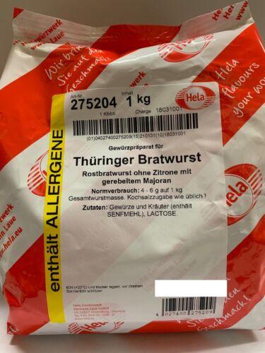 Thüringer Rostbratwurst 200 g Gewürz Wurstgewürz Gewürzmischung
